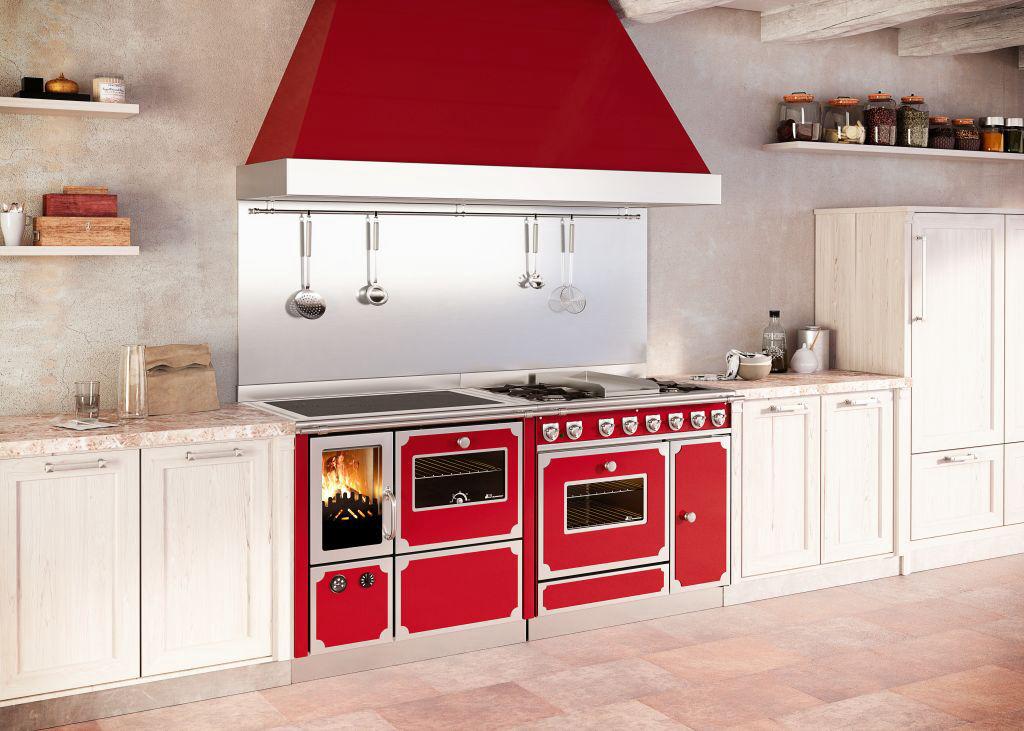Kuchenherde Ofen Von De Manincor Paccagnel Terlan Sudtirol
