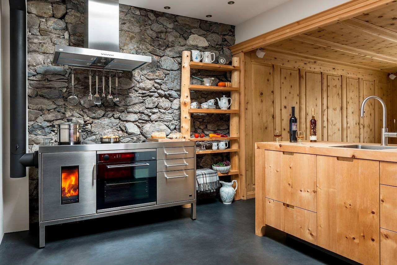 Holzherde Von Tiba Design Qualitat Paccagnel Terlan Sudtirol